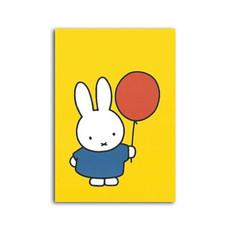 Bekking & Blitz Nijntje met ballon ansichtkaart