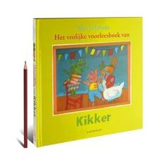 Leopold Het vrolijke voorleesboek van Kikker - Max Velthuijs