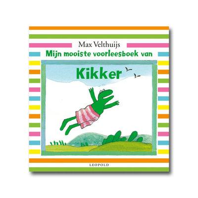 Leopold Kikker - Mijn mooiste voorleesboek van Kikker - Max Velthuijs