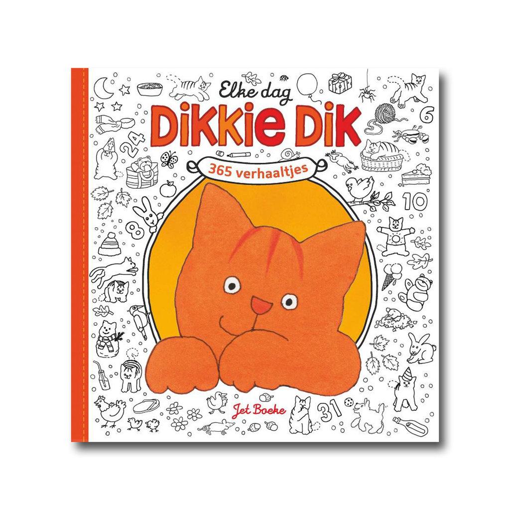 Gottmer Dikkie Dik - Elke dag Dikkie Dik - 365 verhaaltjes