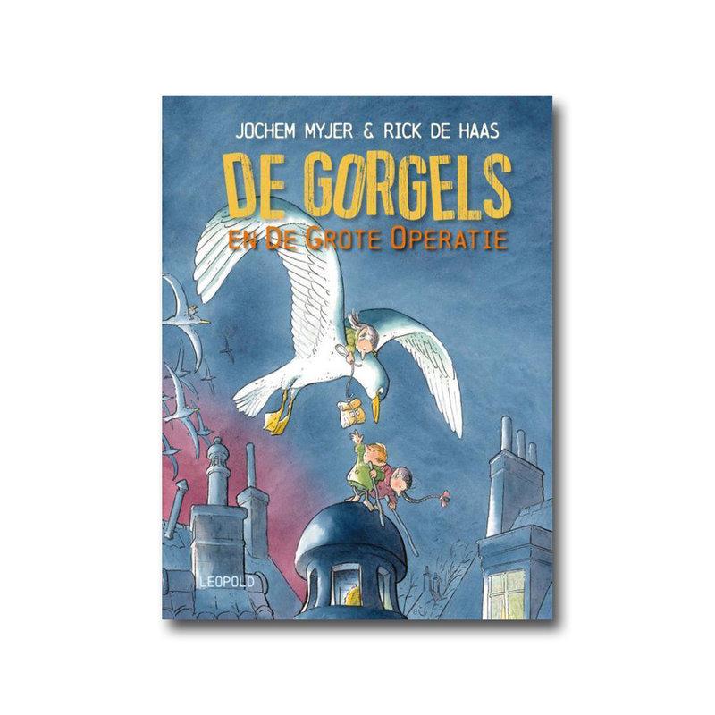 Leopold De Gorgels en de grote operatie - Jochem Myjer