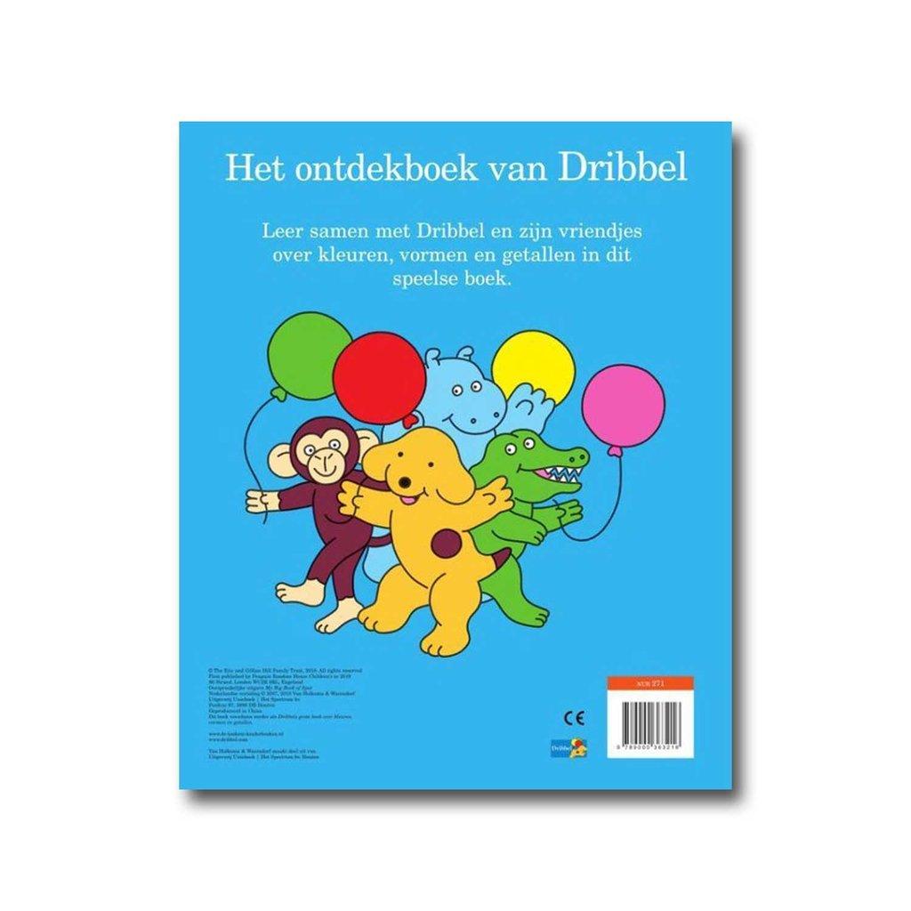Het Spectrum Het ontdekboek van Dribbel - Eric Hill