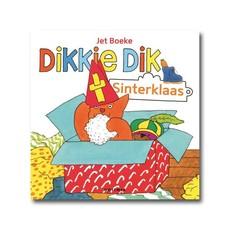 Gottmer Dikkie Dik - Sinterklaas - Jet Boeke
