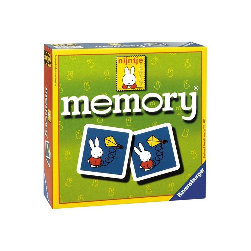 Ravensburger Nijntje Memory Spel