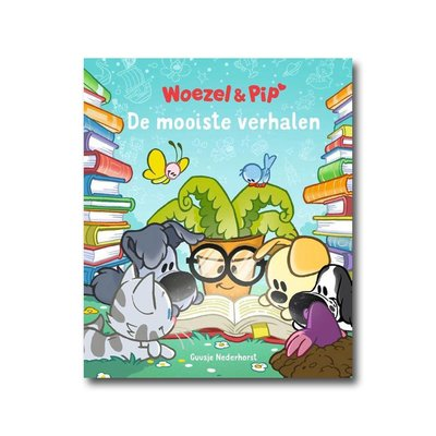Dromenjager Woezel en Pip - De mooiste verhalen