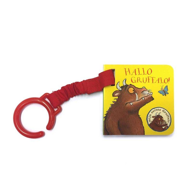 Lemniscaat Hallo Gruffalo! - buggyboekje