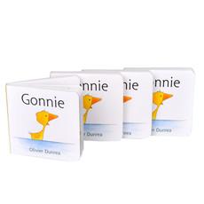 Gottmer Gonnie en Vriendjes uitdeelboekjes, 16 stuks