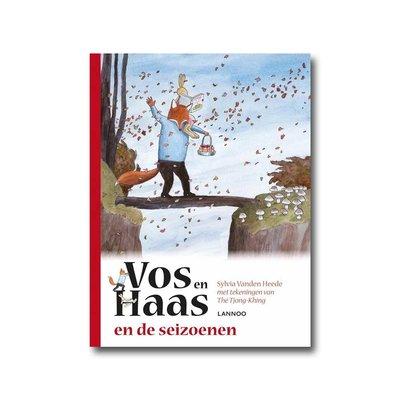 Lannoo Vos en Haas en de seizoenen - Sylvia Vanden Heede