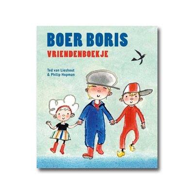 Gottmer Boer Boris vriendenboekje