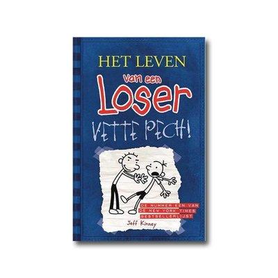 de Fontein Jeugd Het leven van een Loser 2, 'Vette pech!' - Jeff Kinney