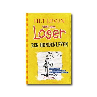 de Fontein Jeugd Het leven van een Loser 4, 'Een hondenleven' - Jeff Kinney