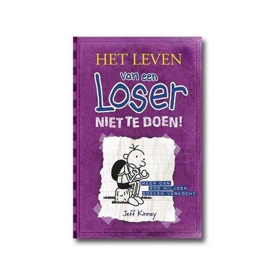 de Fontein Jeugd Het leven van een Loser 5, 'Niet te doen!' - Jeff Kinney