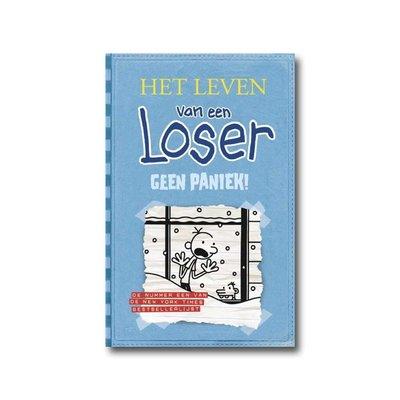 de Fontein Jeugd Het leven van een Loser 6, 'Geen paniek!'- Jeff Kinney