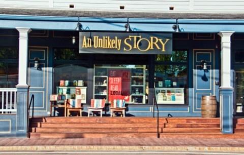 An Unlikely Story boekwinkel Jeff Kinney