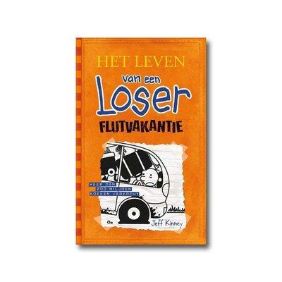de Fontein Jeugd Het leven van een Loser 9, 'Flutvakantie'- Jeff Kinney