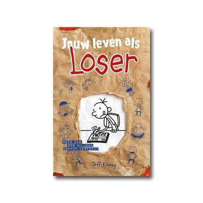 de Fontein Jeugd Jouw leven als Loser - Jeff Kinney