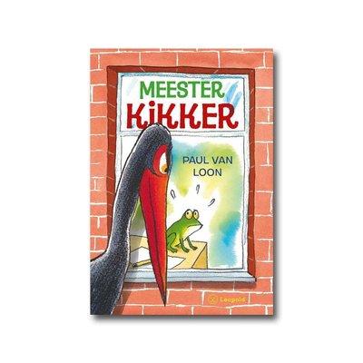 Leopold Meester Kikker - Paul van Loon