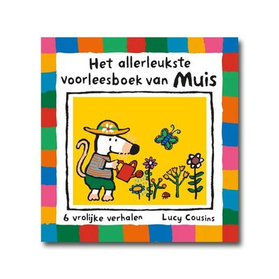Leopold Muis - Het allerleukste voorleesboek van Muis