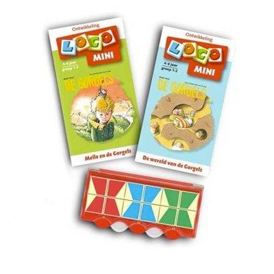 Loco Mini Pakket -  'Op avontuur met de Gorgels'