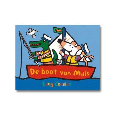 Leopold Muis - De boot van Muis - Lucy Cousins