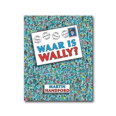 Memphis Waar is Wally? - Martin Handford