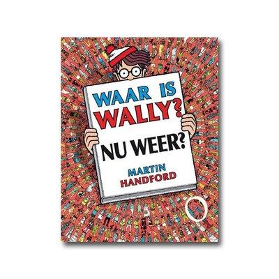Standaard Uitgeverij Waar is Wally nu weer? - Martin Handford