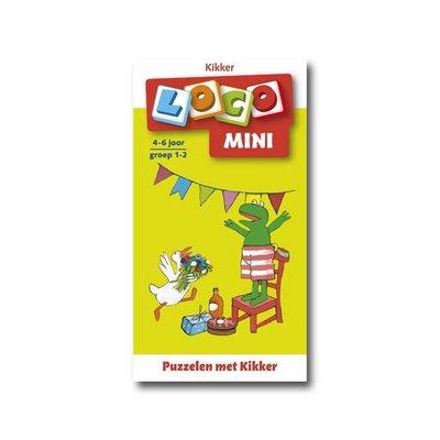 Loco Mini - Puzzelen met Kikker