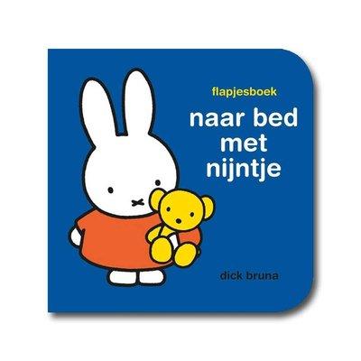 Mercis naar bed met nijntje - flapjesboekje