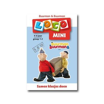 Loco Mini - Buurman en Buurman - Samen klusjes doen