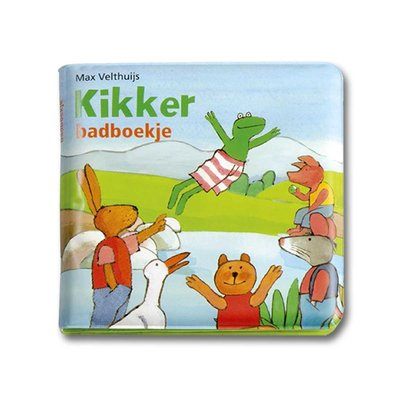 Bambolino Kikker Badboekje