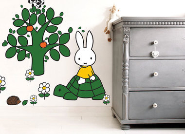 Dick Bruna Muurstickers