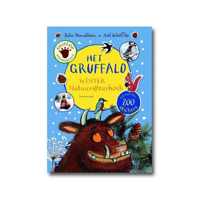 Lemniscaat Het Gruffalo winter natuurspeurboek