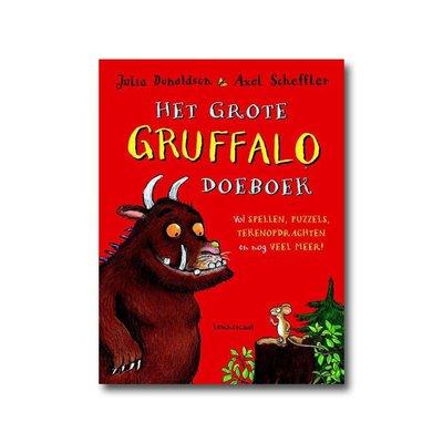 Lemniscaat Het grote Gruffalo Doeboek