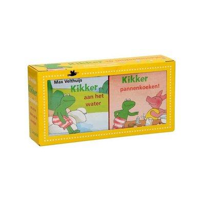 Kikker Kikker uitdeelboekjes, 10x