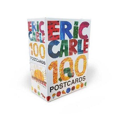 Eric Carle Eric Carle ansichtkaarten - 100 wenskaarten collectie