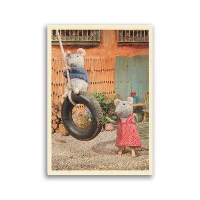 Bekking & Blitz Muizenhuis - speeltuin, ansichtkaart
