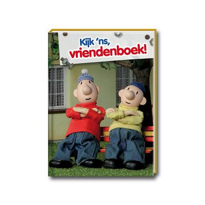 Buurman & Buurman Buurman en Buurman vriendenboekje