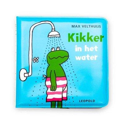 Bambolino Kikker Badboekje - Kikker in het water