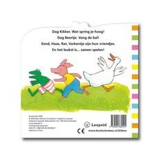 Leopold Kikker - Mijn eerste Kikkerboek - Max Velthuijs