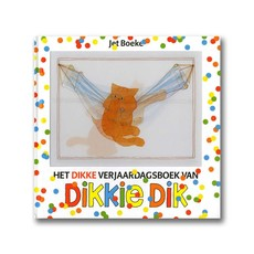 Gottmer Dikkie Dik - Het dikke verjaardagsboek van Dikkie Dik