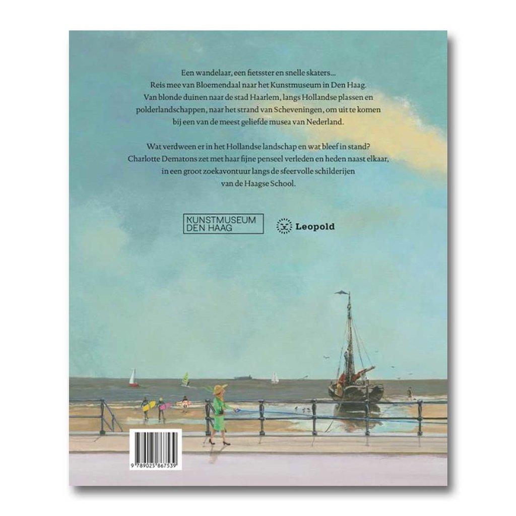 Leopold Holland op z'n mooist - Charlotte Dematons - kunstprentenboek