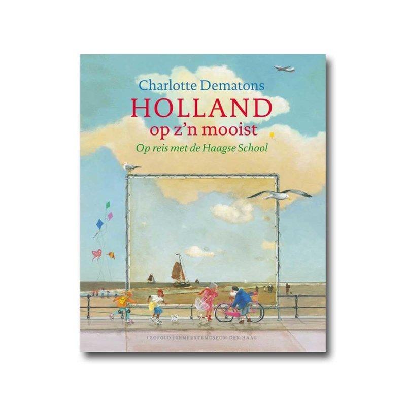 Leopold Holland op z'n mooist - Charlotte Dematons