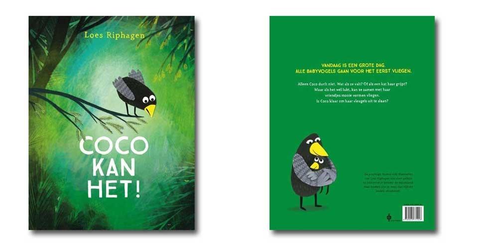 kinderboeken top 10 tien 2021 coco kan het loes riphagen