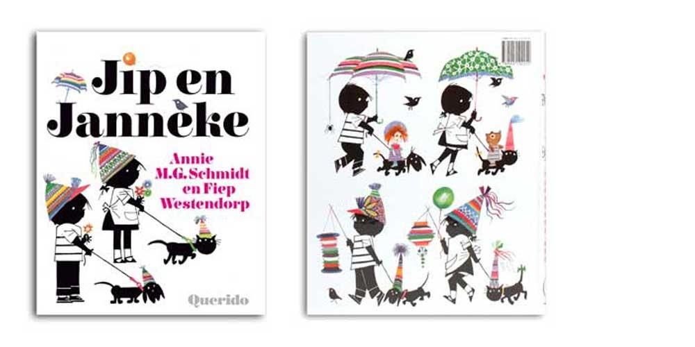 top 10 tien kinderboeken 2021 jip en janneke annie mg schmidt boek