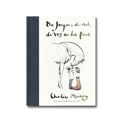 Kokboekencentrum Jeugd De jongen, de mol, de vos en het paard - Charlie Mackesy
