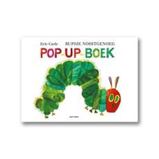 Gottmer Rupsje Nooitgenoeg - pop-up-boek - Eric Carle