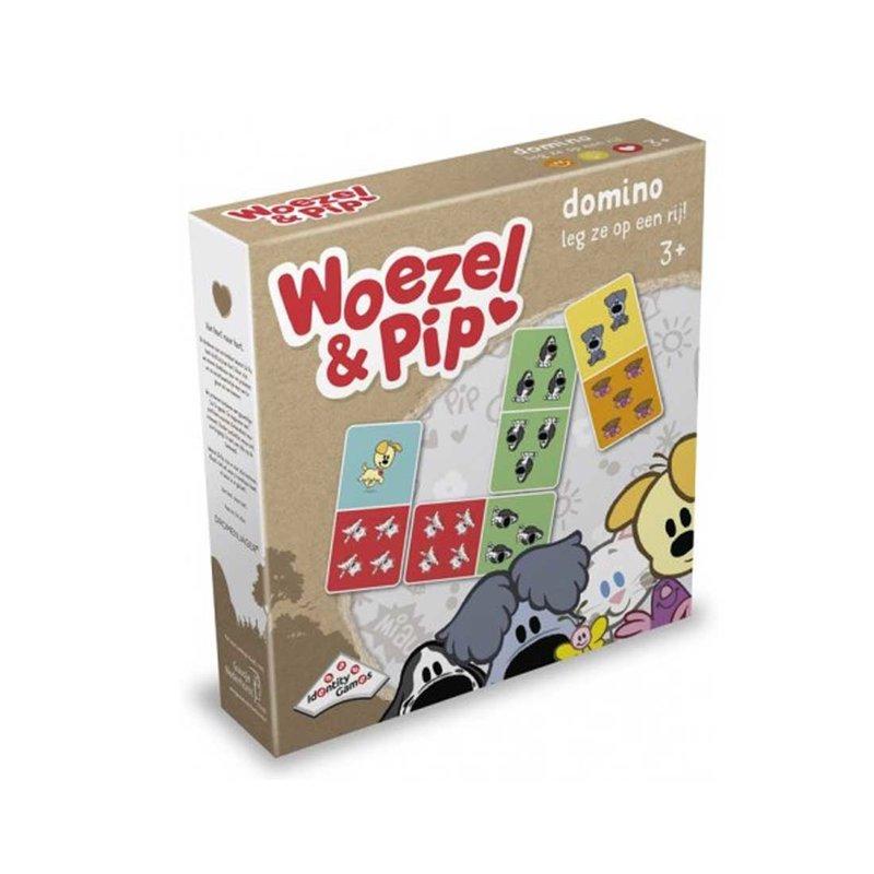 Identity Games Woezel en Pip Domino