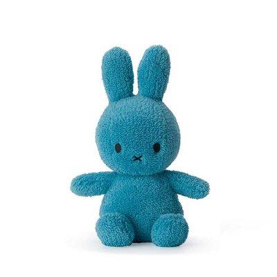 Nijntje Nijntje knuffel - blauw, pluche - 23 cm