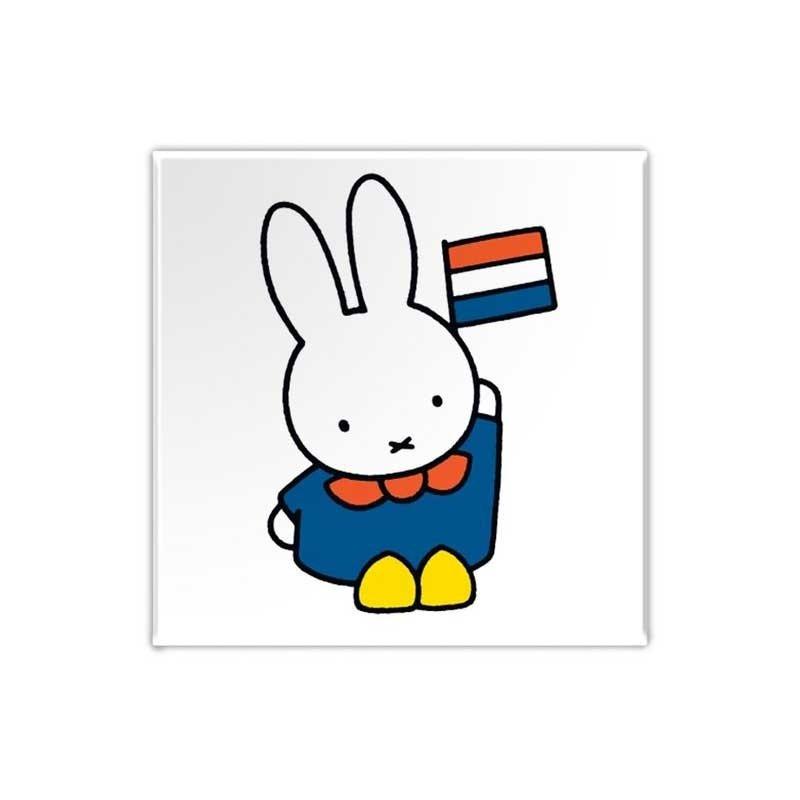 Nijntje Nijntje magneet, Nijntje in Holland