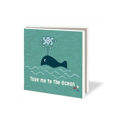 Bekking & Blitz Ansichtkaartenset 'Take me to the ocean - Dick Bruna